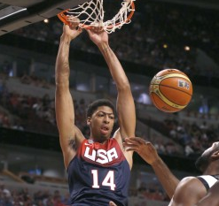 The Rise of Anthony Davis