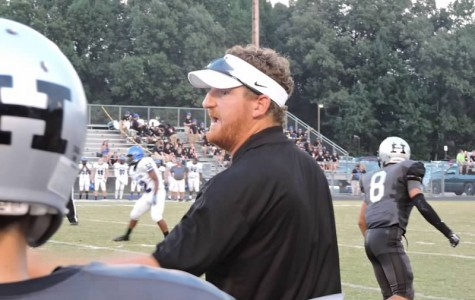 Football Blasts Bolton in Home Opener