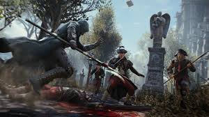 Assassin's Creed Unity Game Play