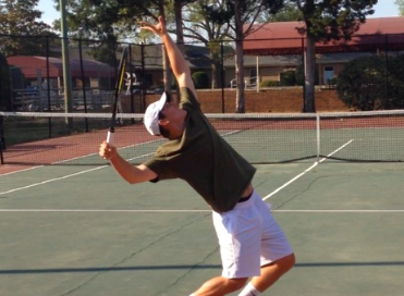 Houston's Newest Tennis Star