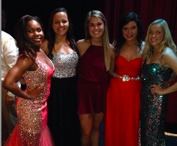 Senior Miss Pageant