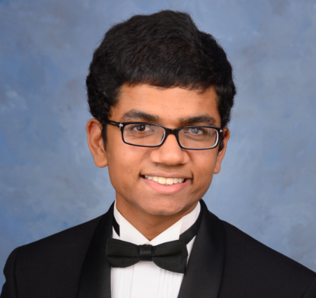 Houston's Salutatorian- Arunabh Singh