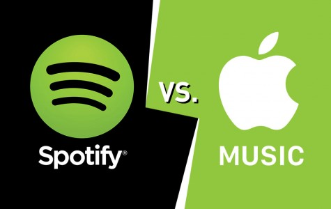 Spotify vs. Apple Music