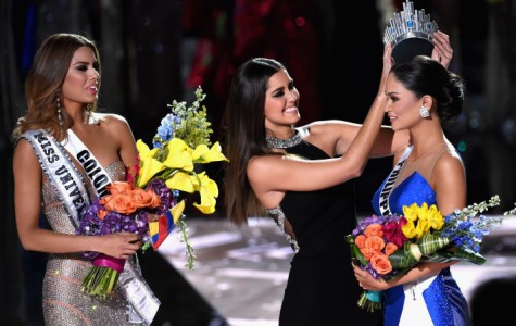 Miss Universe royal mix-up?