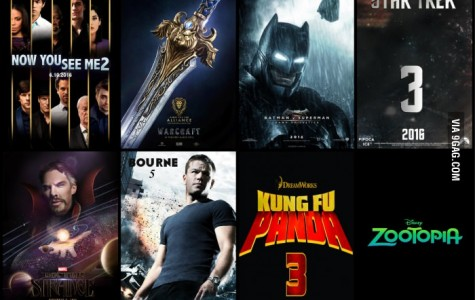 Movies to be Excited About in 2016