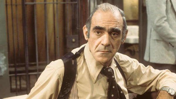 The Late Abe Vigoda
