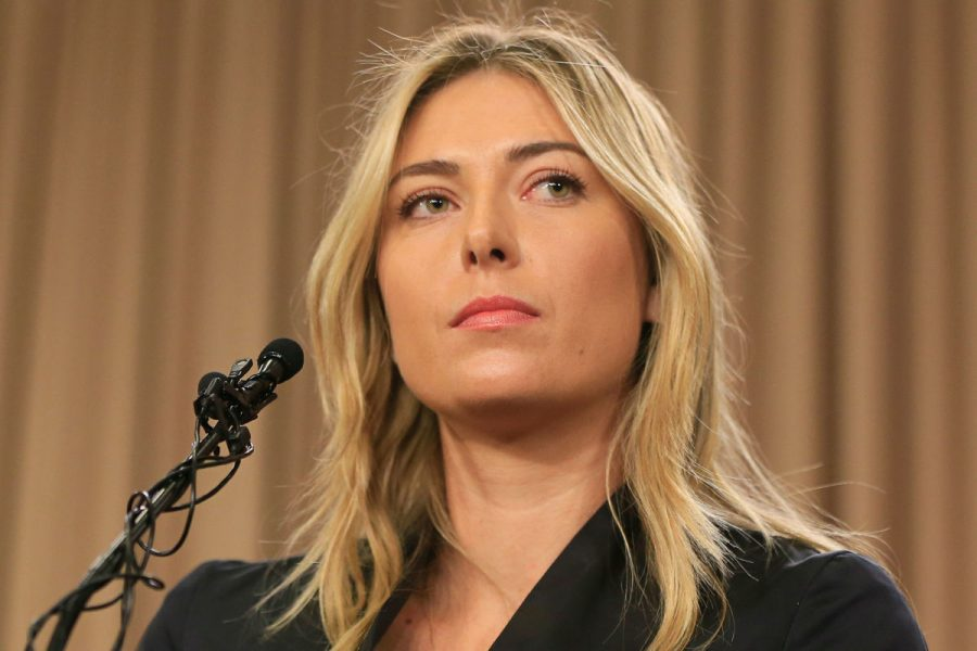 Could+Maria+Sharapova+be+Facing+Suspension+for+Failed+Drug+Test%3F