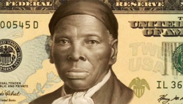 HARRIET TUBMAN TO REPLACE ANDREW JACKSON ON THE $20 DOLLAR BILL