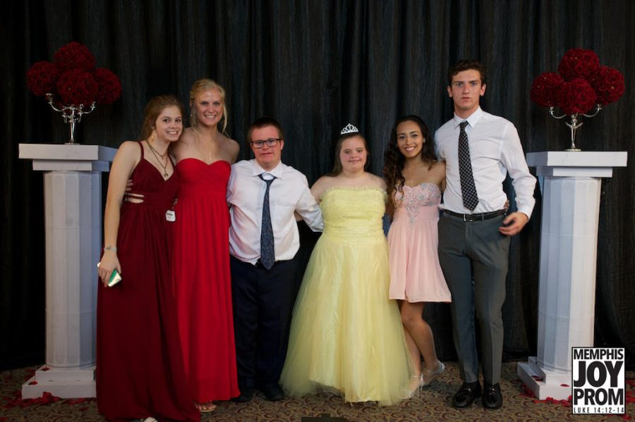 Joy Prom Held for Local  Individuals with Special Needs