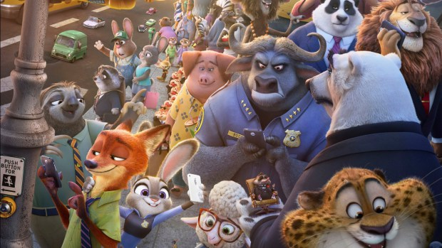 Zootopia+Review