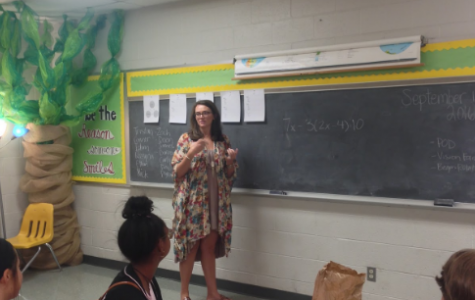 New Teacher Questionnaire: Kelsey Gilbert