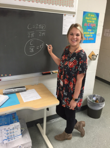 New Teacher Questionnaire: Amanda Freeman