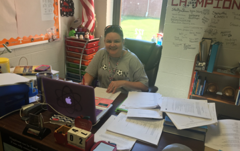 New Teacher Spotlight: Jessica Minton