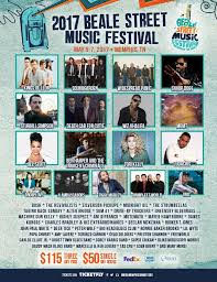 Beale Street Music Fest Lineup is Here!