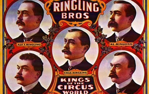 Ringling Bros. Circus Shutting Down