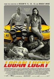 Logan Lucky Review: AWESOME
