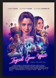 Ingrid Goes West Review: Spooky and Insightful
