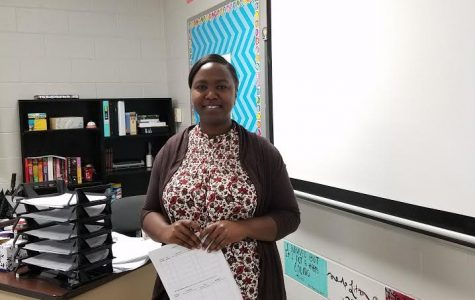 Meet the New Teachers! – Latikia Evans