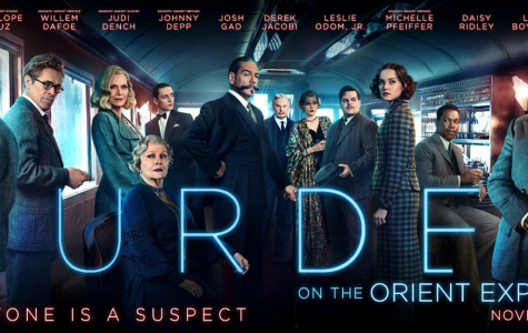 """Movie Review: Murder On The Orient Express, """"eh."""""""