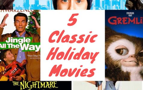 5 Best CLASSIC Holiday Movies