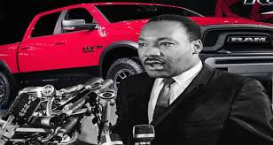 I Think MLK Might've Driven a Ram Truck
