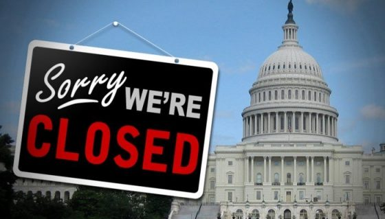What does it mean for the government to shut down?