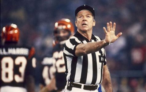 Instant Replay and the Evolution of Officiating