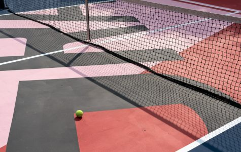 The Tennis Courts' Makeover
