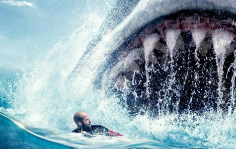 The Meg – Everything I Expected it to be        ***SPOILER ALERT**