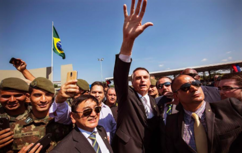Brazilian Presidential Frontrunner Threatens to Pull Out of the Paris Climate Agreement