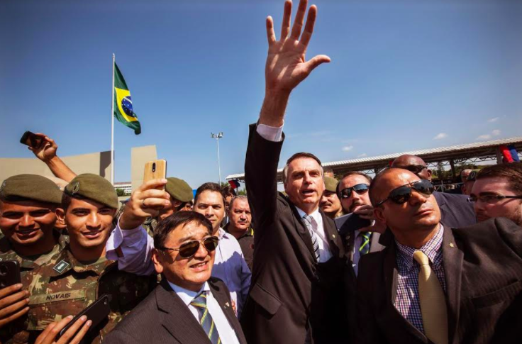 Brazilian+Presidential+Frontrunner+Threatens+to+Pull+Out+of+the+Paris+Climate+Agreement