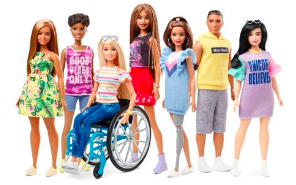 Barbie's New Disabled Inclusive Doll