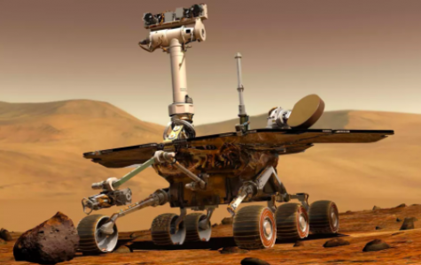 Goodnight Mars Rover
