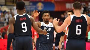 A New Era of Team USA Basketball