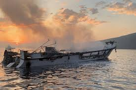Deadly Dive Boat Fire