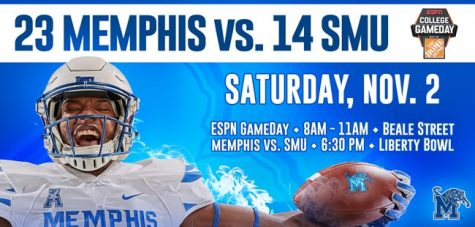 Memphis Football goes Primetime