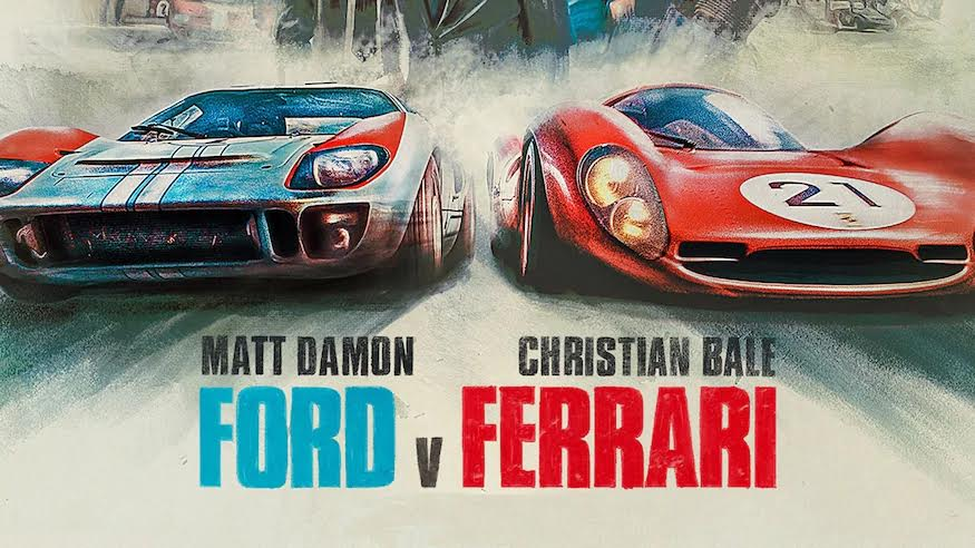 Ford v Ferrari: Movie Review