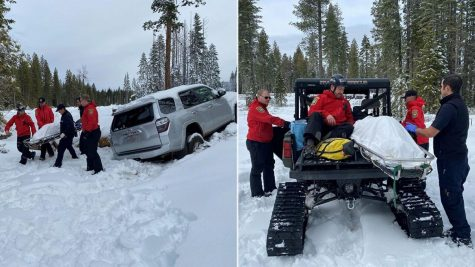 Woman Survives Six Days Covered in the Snow