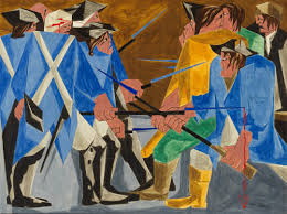 Jacob Lawrence Painting Resurfaces After 60 Years